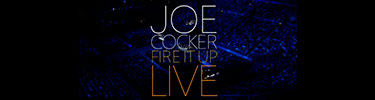 Joe Cocker Fire It Up - Live -Vinyl Album