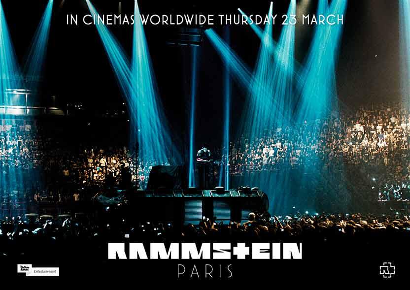 Rammstein paris lp vinyl shop lp midway