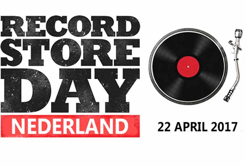Record store day Nederland 22 april 2017