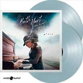 Beth Hart War In My Mind Limited Edition LP Coloured Vinyl