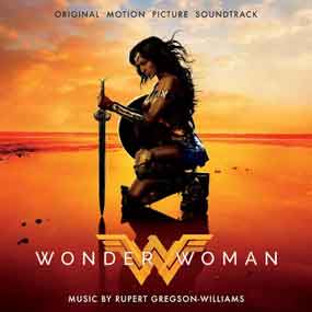 Nu in de platenwinkel sw album: Ost Wonder Woman (lp) (Soundtrack Sia)