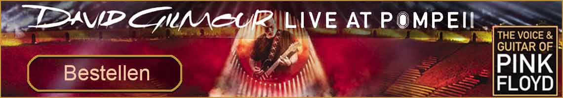 David Gilmour | Live At Pompeii ( Lp Boxset)