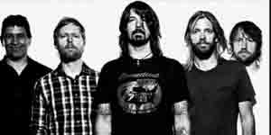 Alle vinyl albums van de band the Foo Fighters (Lp)