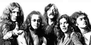 Alle vinyl albums van de band Deep Purple op lp