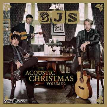 3JS | Acoustic Christmas Volume 2