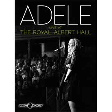 Adele | Live At The Royal Albert Hall (Blu-ray + CD)