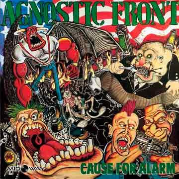 Agnostic Front | Cause For Alarm