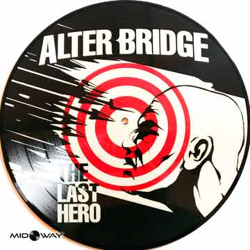 Alter Bridge | The Last Hero (Picture Disc)