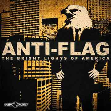 Anti-Flag | Bright Lights Of America