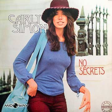 Carly Simon | No Secrets