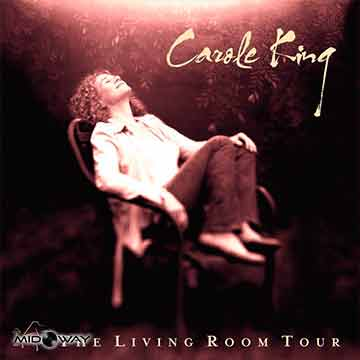 Carole King | Living Room Tour -Hq-
