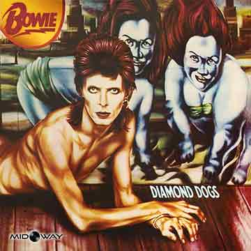 David Bowie | Diamond Dogs
