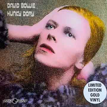 David Bowie | Hunky Dory (Gold Lp)