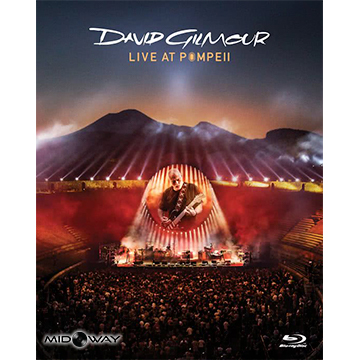 David Gilmour | Live At Pompeii (Blu-ray en CD)