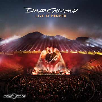 David Gilmour | Live At Pompeii (Boxset)