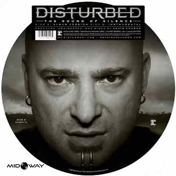 Disturbed | Sound Of Silence -Pd-