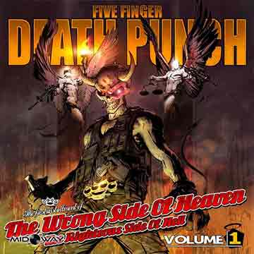 Five Finger Death Punch | Wrong Side Of..