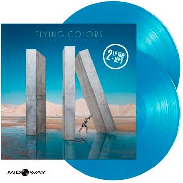 Flying Colors Third Degree (Lp + MP3)