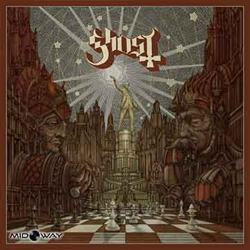 Ghost | Popestar EP (Lp)