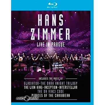Hans Zimmer Live In Prague - Dolby Atmos