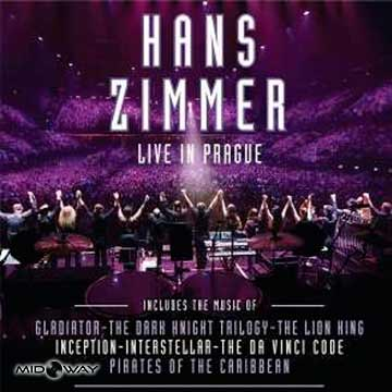 Hans Zimmer | Live In Prague (Limited Edition)