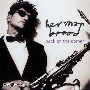 Herman Brood | Back On The Corner - Coloured White Vinyl