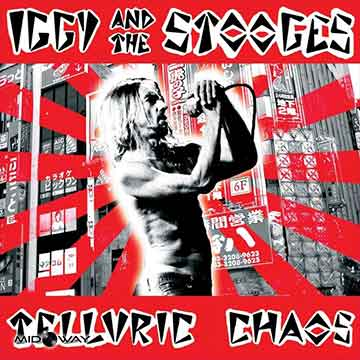Iggy & The Stooges | Telluric Chaos -Coloured-