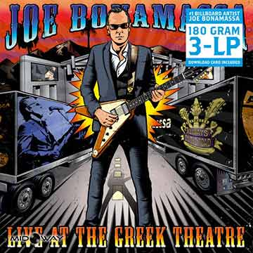 Joe Bonamassa | Live At The Greek Theatre
