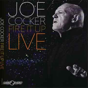 Joe Cocker | Fire It Up (Live) (Blu-ray)