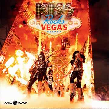 Kiss | Kiss Rocks Vegas - Live At The Hard Rock Hotel