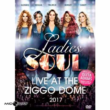 Ladies Of Soul | Live at the Ziggodome 2017 (DVD)