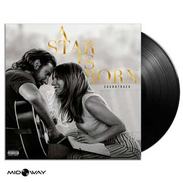 Lady Gaga + Bradley Cooper - A Star Is Born soundtrack (2 lp)