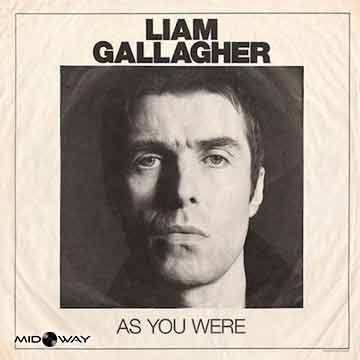 Liam Gallagher | As You Were (Limited Coloured)