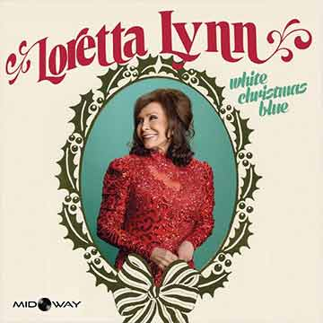 Loretta Lynn | White Christmas Blue