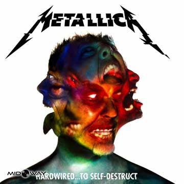 Metallica | Hardwired…To Self-Destruct