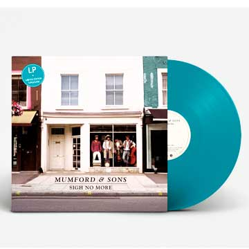 Mumford & Sons - Sigh No More -LTD-