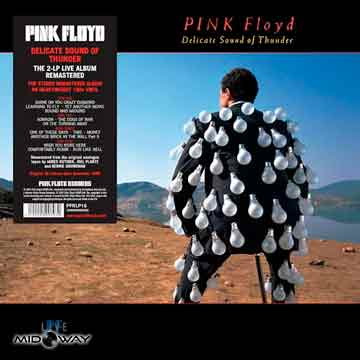 Pink Floyd | Delicate Sound Of Thunder ( Live)