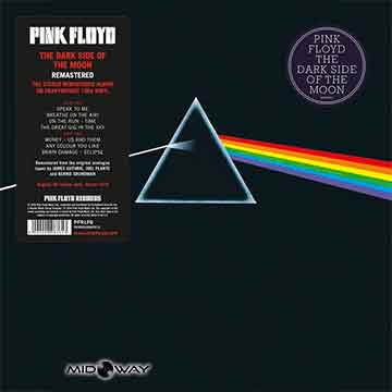 Pink Floyd | The Dark Side Of The Moon (Lp)
