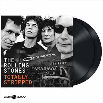 Rolling Stones Totally Stripped Lp