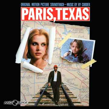 Ry Cooder | Paris - Texas (Coloured Vinyl)
