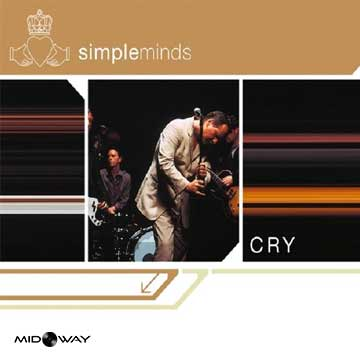 Simple Minds Cry -Coloured-