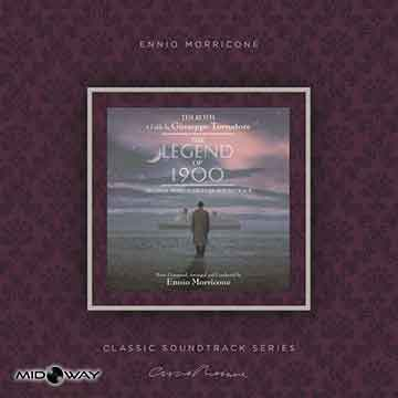 The Legend Of 1900 | Original Soundtrack (Lp)