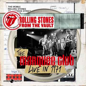 Rolling Stones | From The Vault The marquee club (Lp-Dvd)