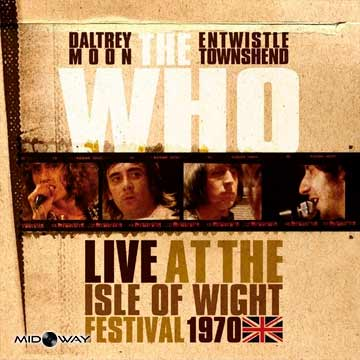 The Who - Live At The Isle Of Wight