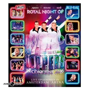 Toppers - Toppers In Concert 2016 (Blu-ray)