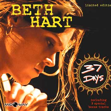 vinyl, album, zangeres, Beth, Hart, 37, Days, Ltd, Lp