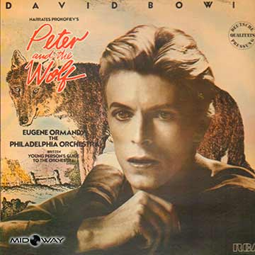 David Bowie | Peter & The Wolf