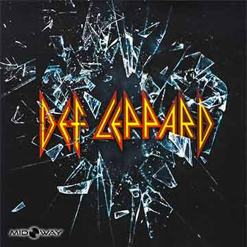 vinyl, album, band, Def, Leppard, Lp