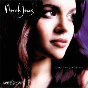 vinyl, album, zangeres, Norah, Jones, Come, Away, with, Me, Lp