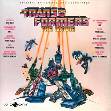 Ost | Transformers (Movie Soundtrack)